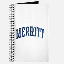 Merritt Collegiate Style Name Journal