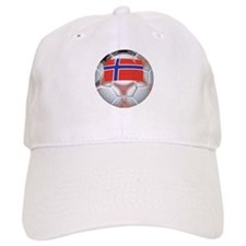 Norway Soccer Baseball Cap