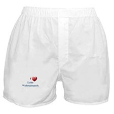 Lake Wallenpaupack Boxer Shorts