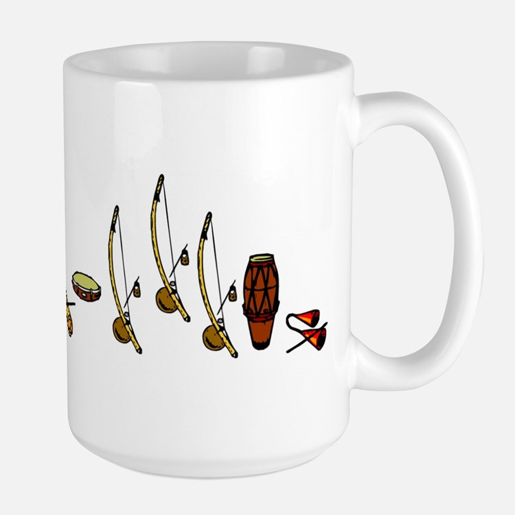 Capoeira Bateria Mug
