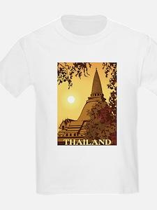 Thailand Kids T-Shirt