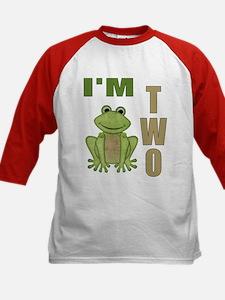 Frog- I'm two Tee