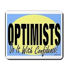 Optimists Mousepad