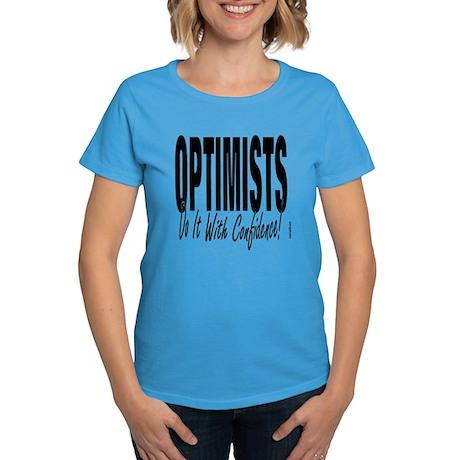 Optimists Women's Dark T-Shirt