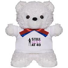 Still Sexy At 40 Years Old Teddy Bear