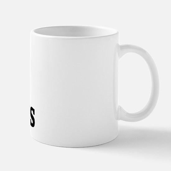 I Love Podcasts Mug