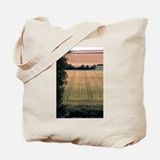 Field in Wexford Ireland Tote Bag