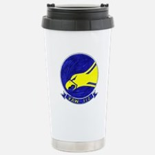 VAW 112 Golden Hawks Stainless Steel Travel Mug