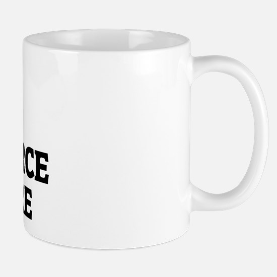 I Love Open Source Software Mug