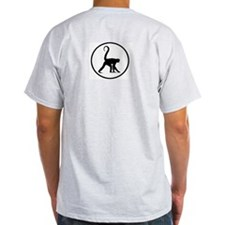 OMG STFU Ash Grey T-Shirt