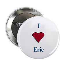 "Heart Eric 2.25"" Button (10 pack)"