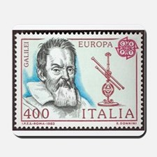 Galileo 1984 Stamp Mousepad