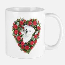 Cute Maltese puppy Mug