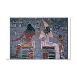 Khepri and Osiris 11 x 15 inch Poster