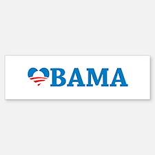 Obama Love Bumper Bumper Bumper Sticker