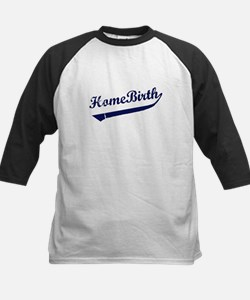 Home Birth Baseball Tee