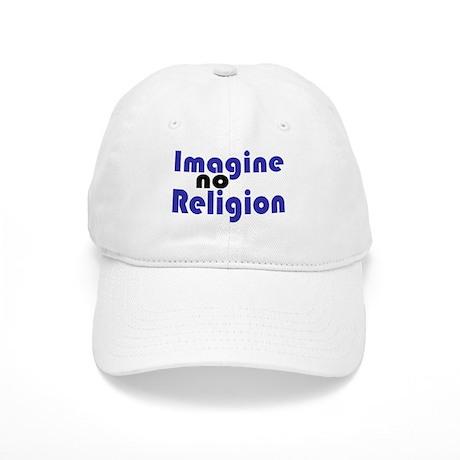 Imagine no Religion Cap