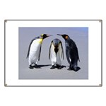 Three Penguins Banner
