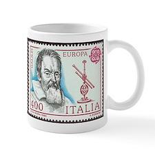 Galileo 1984 Stamp Mug