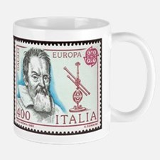 Galileo 1984 Stamp Mug