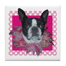 Puffin Boo Bays Tile Coaster