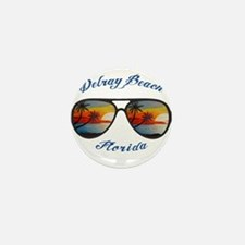 Florida - Delray Beach Mini Button