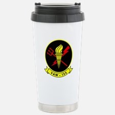 VAW 125 Tigertails Stainless Steel Travel Mug