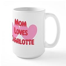 Mom Loves Charlotte Mug