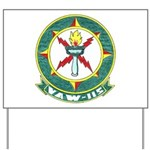 VAW 115 Sentinels Yard Sign
