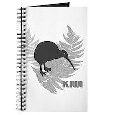Silver Fern Kiwi Journal