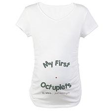 My First Octuplets Shirt