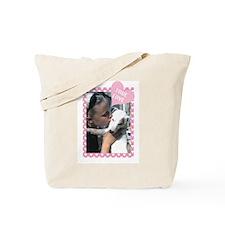 Hayley and Petey Karlson Tote Bag