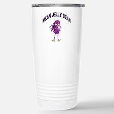 Mean Jelly Bean Stainless Steel Travel Mug