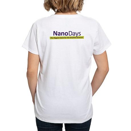 NISE Net NanoDays Women's V-Neck T-Shirt