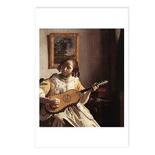 Vermeer Postcards (Package of 8)