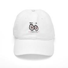 Bike Simplicity Baseball Cap