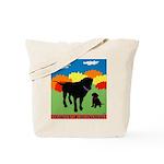 Mamma's Boy Tote Bag w?Logo