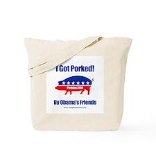 Porkulus 2009 Tote Bag