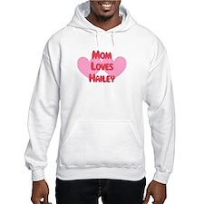 Mom Loves Hailey Jumper Hoody
