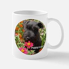 Black Miniature Schnauzer Mug