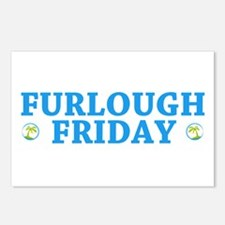 Furlough Friday Postcards (Package of 8)