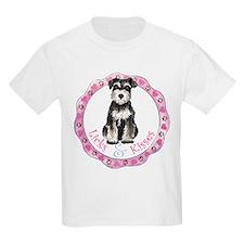 Miniature Schnauzer Valentine T-Shirt