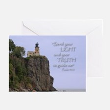 Send your light... Greeting Cards (Pk of 10)