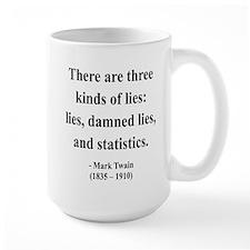 Mark Twain 18 Mug