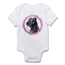 Kerry Blue Valentine Infant Bodysuit