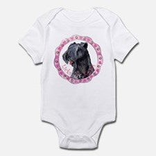 Kerry Blue Valentine Infant Bodysuit