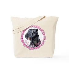 Kerry Blue Valentine Tote Bag