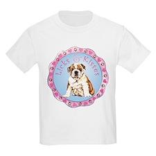 Bulldog Valentine T-Shirt