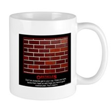Obstacles1 Mugs