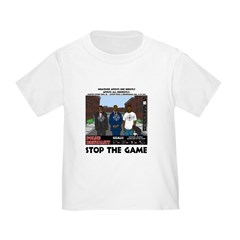 Stop the game & Never again T